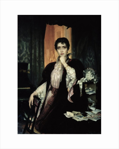 Anna Karenina by Heinrich Matvejevich Maniser