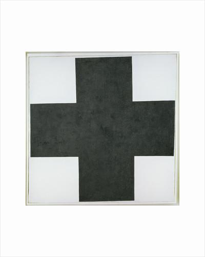 Black Cross by Kazimir Severinovich Malevich