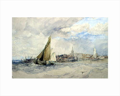 Harwich by Charles Bentley