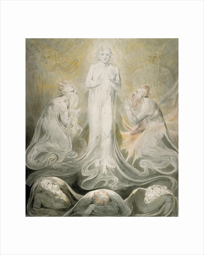 The Transfiguration by William Blake