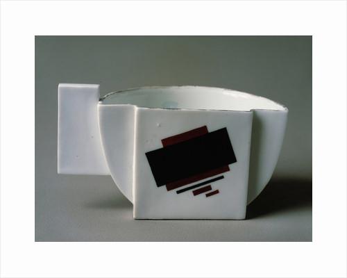 Suprematist Cup by Kazimir Severinovich Malevich