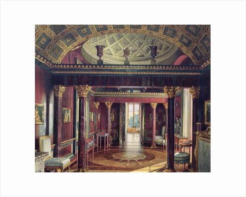 The Agate Room in the Catherine Palace at Tsarskoye Selo by Luigi Premazzi
