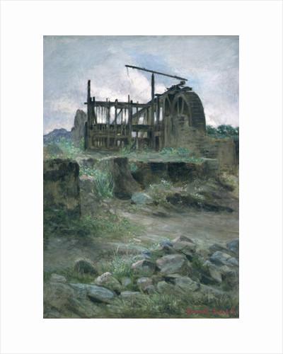 A Cornish Tin Mine by O.A. Sickert