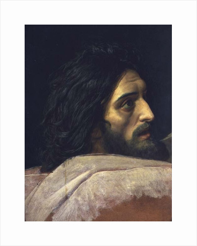 The Head of John the Baptist by Aleksandr Andreevich Ivanov