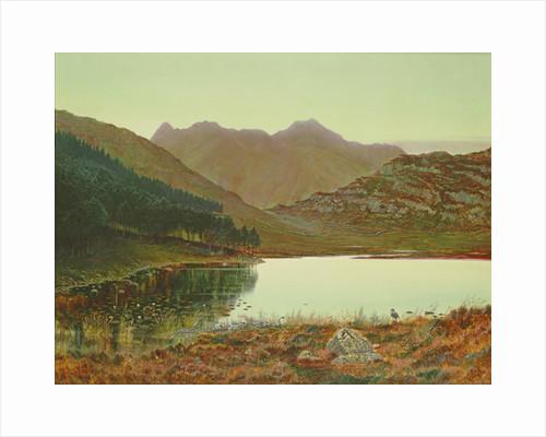 Blea Tarn by John Atkinson Grimshaw