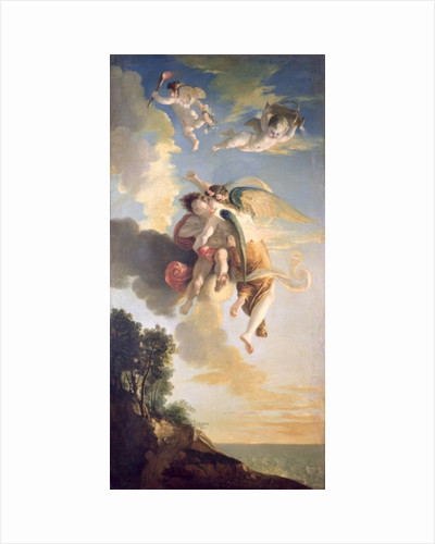 Aurora Ascending the Heavens by Jean Antoine Julien de Parme