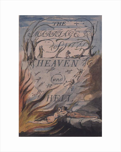 Title Page by William Blake