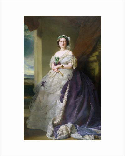 Portrait of Lady Middleton by Franz Xaver Winterhalter