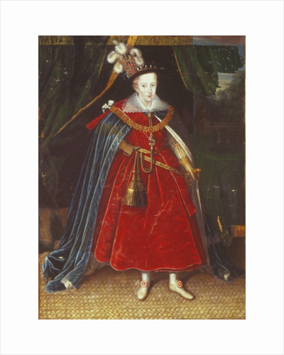 Henry, Prince of Wales by Marcus