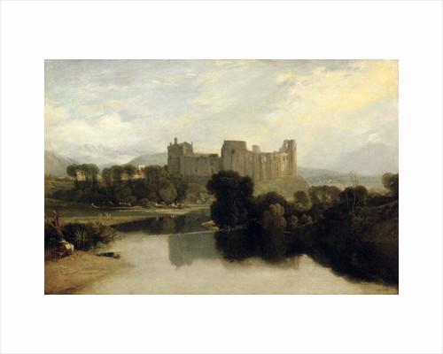 Cockermouth Castle by Joseph Mallord William Turner