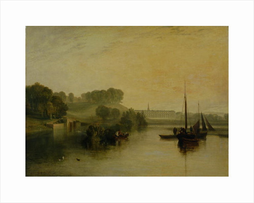 Petworth, Sussex by Joseph Mallord William Turner