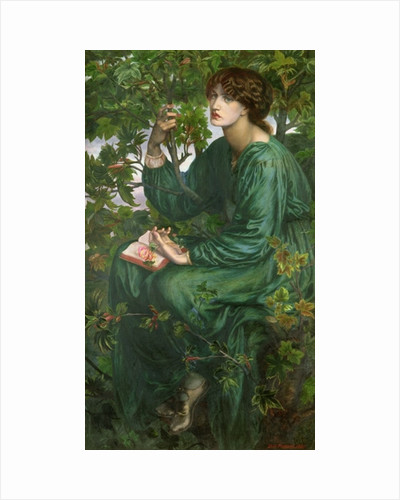 Day Dream by Dante Gabriel Charles Rossetti