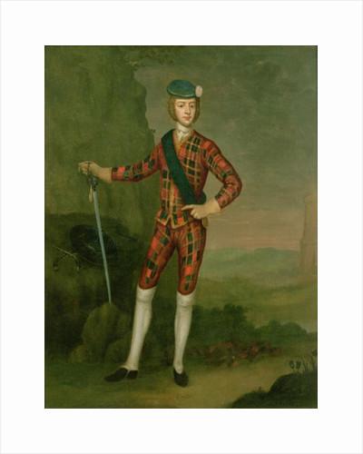 Prince Charles Edward Stuart by Anonymous