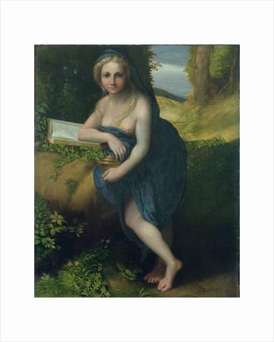 The Magdalene by Correggio