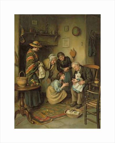 Family Worship by Joseph Clark