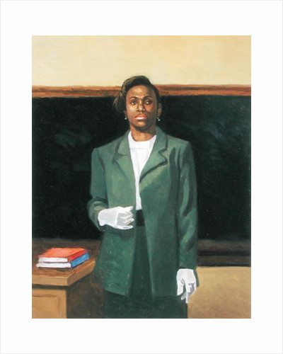 The Teacher by Colin Bootman