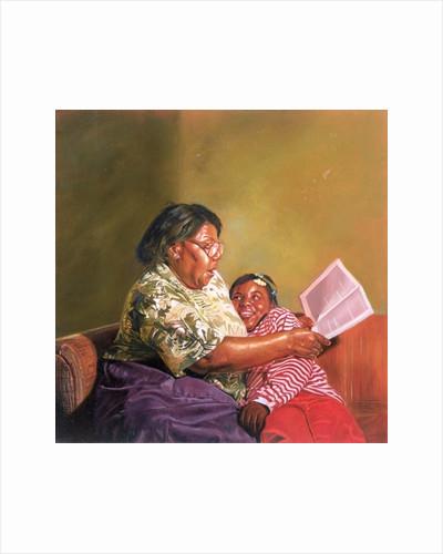 Grandma's Love by Colin Bootman