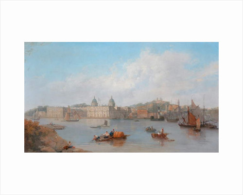 Greenwich Hospital by James Baker Pyne