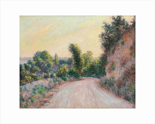 Road by Claude Monet