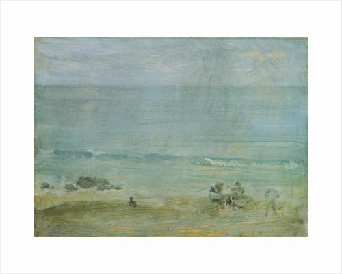 By the Shore, St. Ives by James Abbott McNeill Whistler
