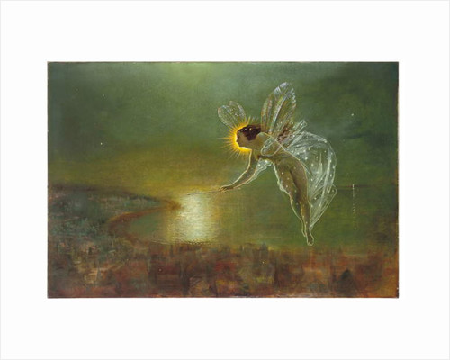 Spirit of Night, 1879 by John Atkinson Grimshaw