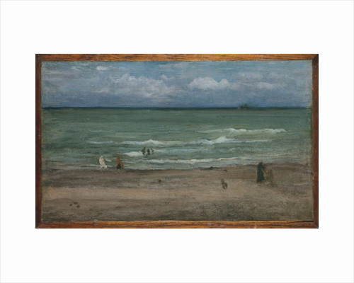 The Sea, Pourville, 1899 by James Abbott McNeill Whistler