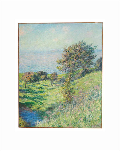 Coup de vent, 1881 by Claude Monet