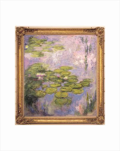 Nymphéas, 1916-19 by Claude Monet