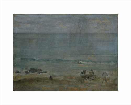 By the Shore, St by James Abbott McNeill Whistler