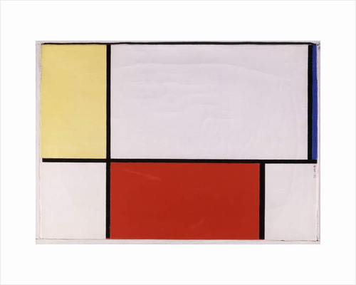 Composition, 1927 by Piet Mondrian
