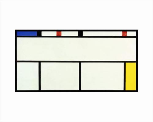 Composition, 1935-1942 by Piet Mondrian