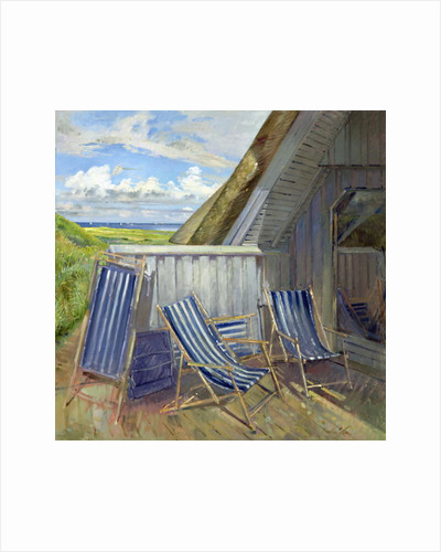 Danish Blue by Timothy Easton