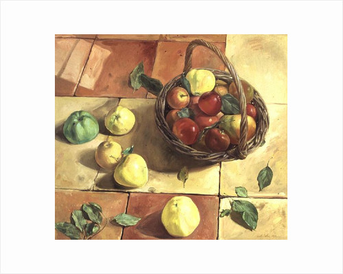 The Apple Basket by Timothy Easton