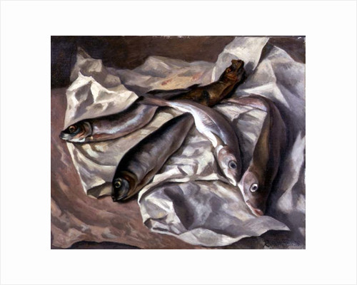 Still Life of Fish by Roger Eliot Fry