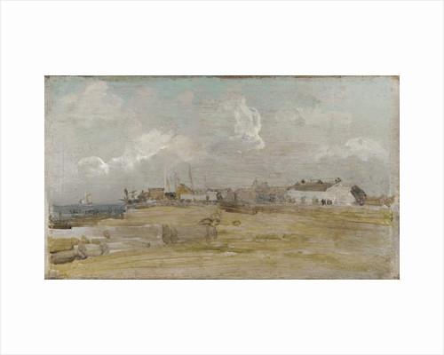 The White House, c.1884-85 by James Abbott McNeill Whistler