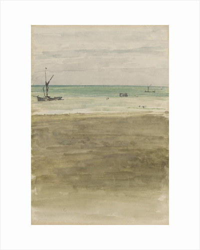 The Bathers, 1883/84 by James Abbott McNeill Whistler