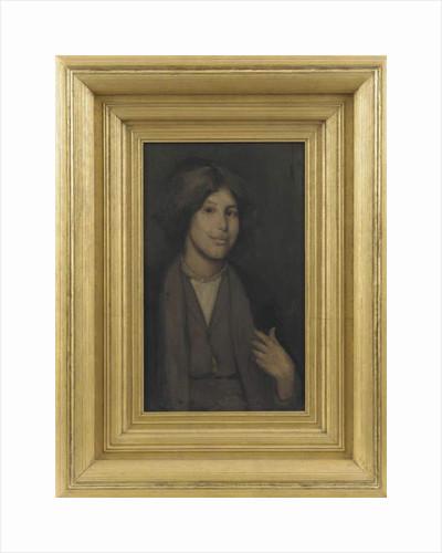 Green and Gold: The Storyteller, c.1896-1900 by James Abbott McNeill Whistler
