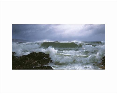 Rough Sea by David James