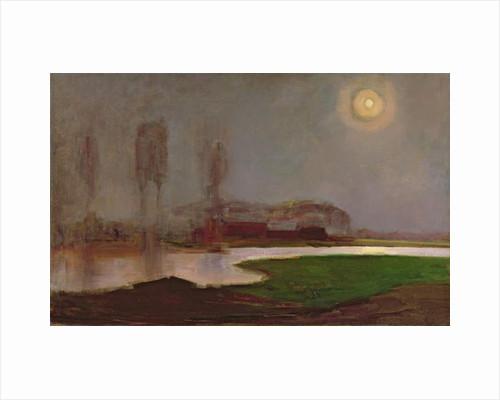Summer Night, 1907 by Piet Mondrian