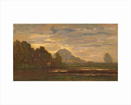 Fen near Saasveld c.1907 by Piet Mondrian