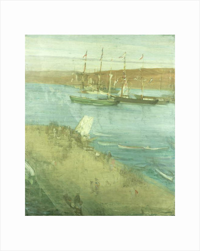 The Morning After the Revolution by James Abbott McNeill Whistler