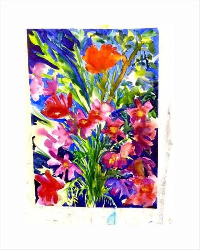 Summer Bouquet by Hilary Rosen