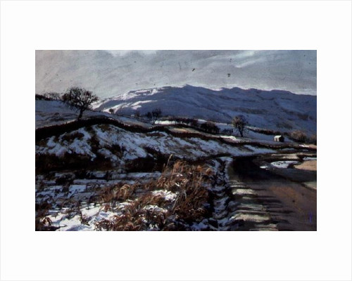 Winter Morning, Barbondale, Barbon, nr Kirby Lonsdale, Cumbria by John Cooke