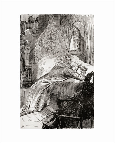 The Death of Little Nell by Anonymous