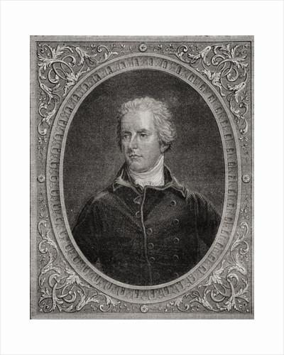 Portrait of William Pitt the Younger by John Hoppner