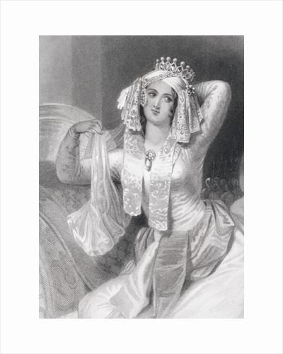 Cleopatra VII by English School