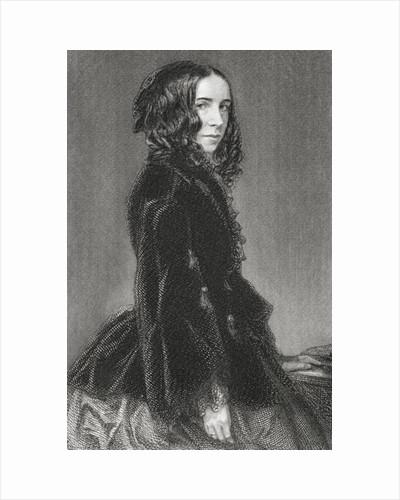 Elizabeth Browning by English School