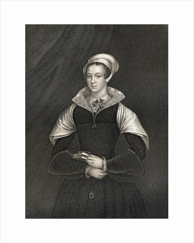 Lady Jane Grey by English School