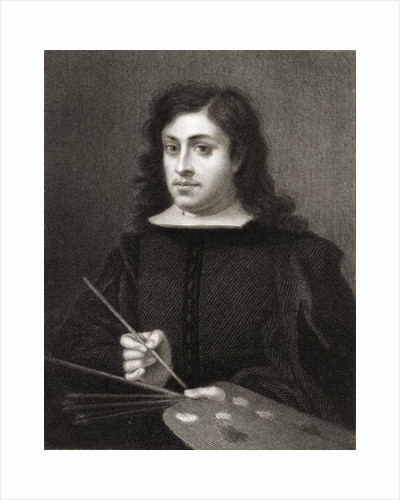 Bartolome Esteban Murillo by English School