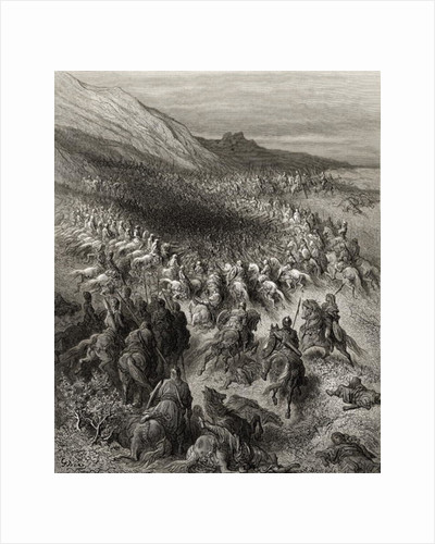 Count Schouvaloff by Gustave Dore